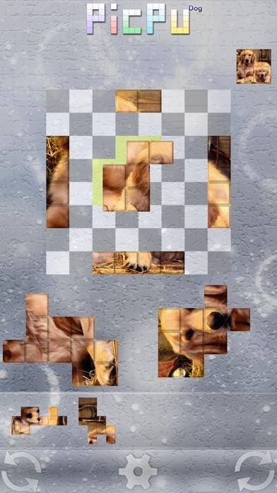 PicPu - Dog Picture Puzzle Screenshots