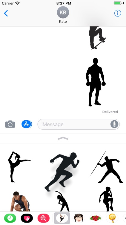 Stickers For Bodybuilding
