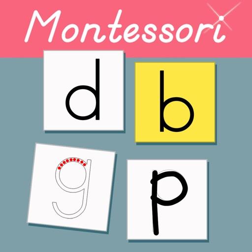 Montessori Letter Reversals