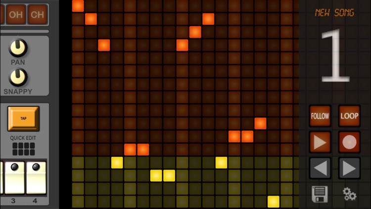 EGDR808 Drum Machine lite screenshot-4