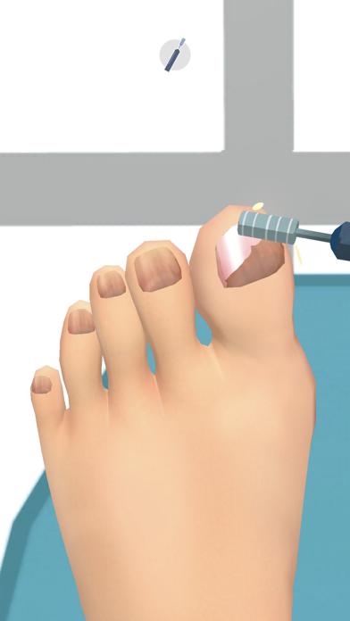 Foot Clinic - ASMR Feet Care screenshot 4