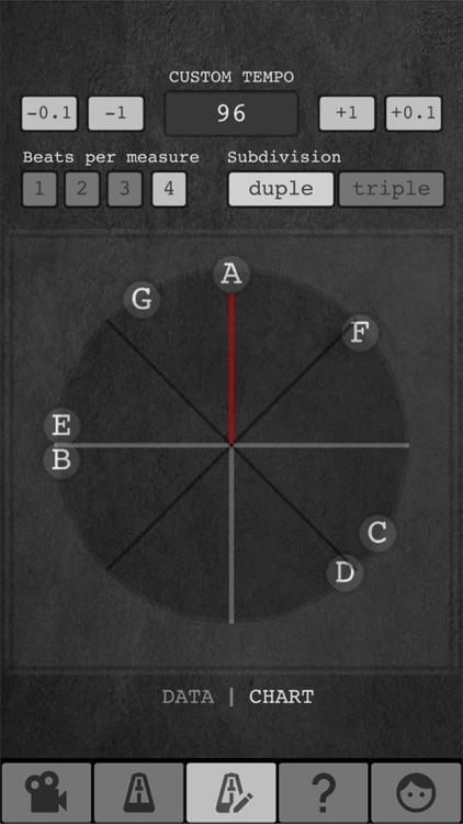 Tempo Finder for Film Scoring screenshot-4