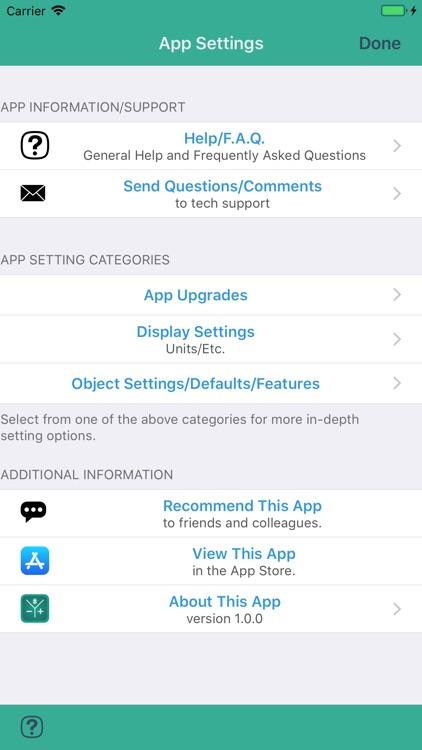Counters, Organized! screenshot-5
