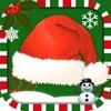 クリスマスハット-写真にクリスマスの帽子を入れる