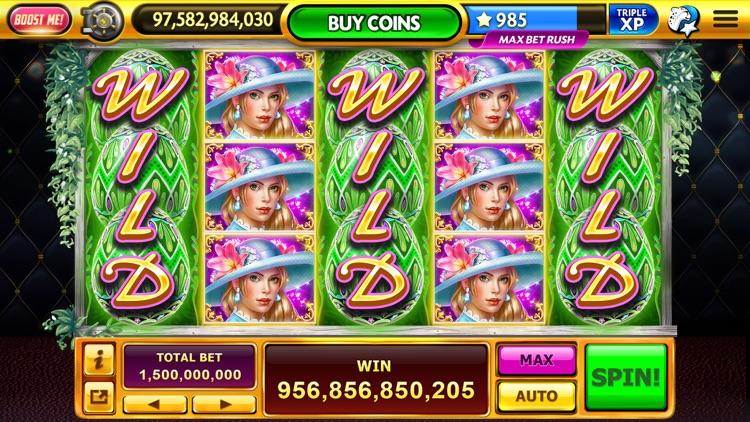 Caesars® Casino Vegas Slots screenshot-6