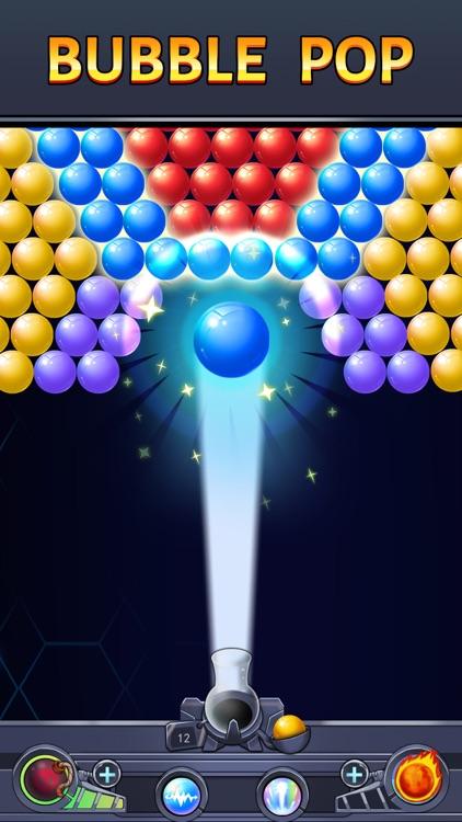 Bubble Pop-Pop Bubbles
