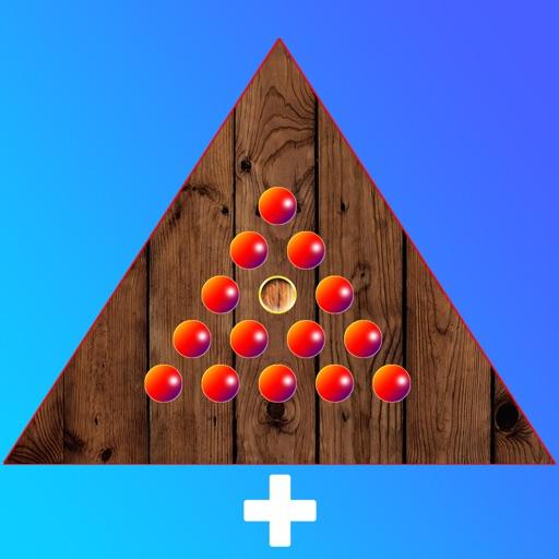 Triangle Peg Deluxe - Plus