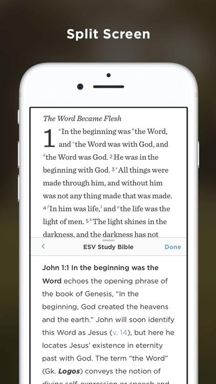 ESV Bible screenshot-4