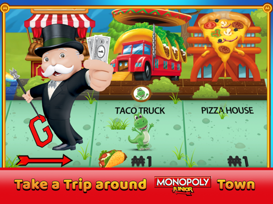 Monopoly Junior Screenshots