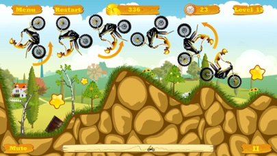 Screenshot #2 pour Moto Race Pro