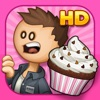 Papa's Cupcakeria HD app description and overview
