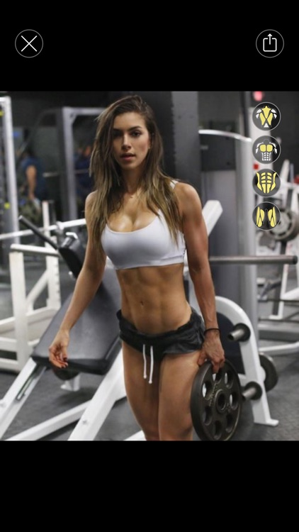 fitness log - gym photo track