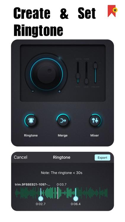 Audio Editor °