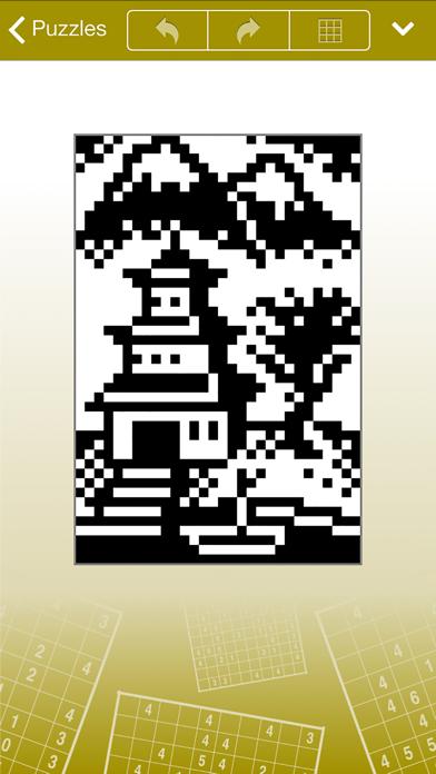 Conceptis Fill-a-PixScreenshot von 3