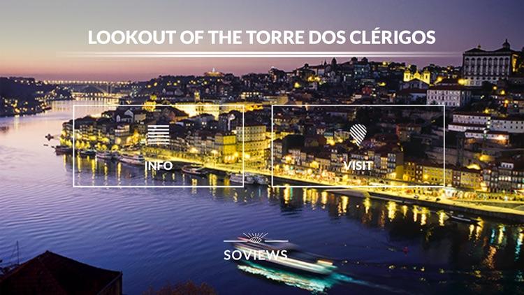 Lookout of Torre dos Clérigos