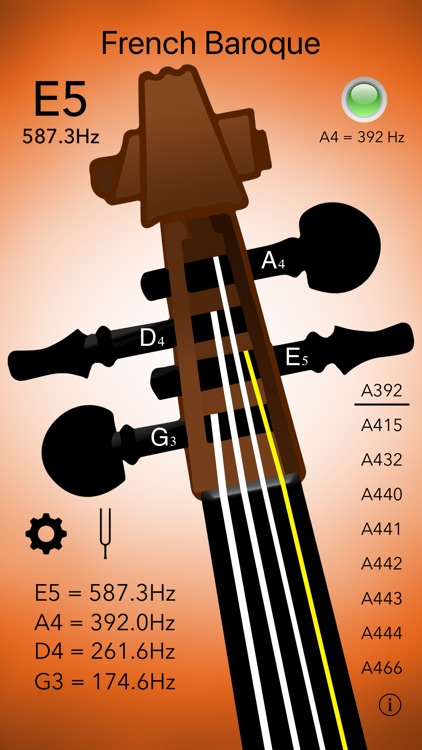 Violin Tuner Professional