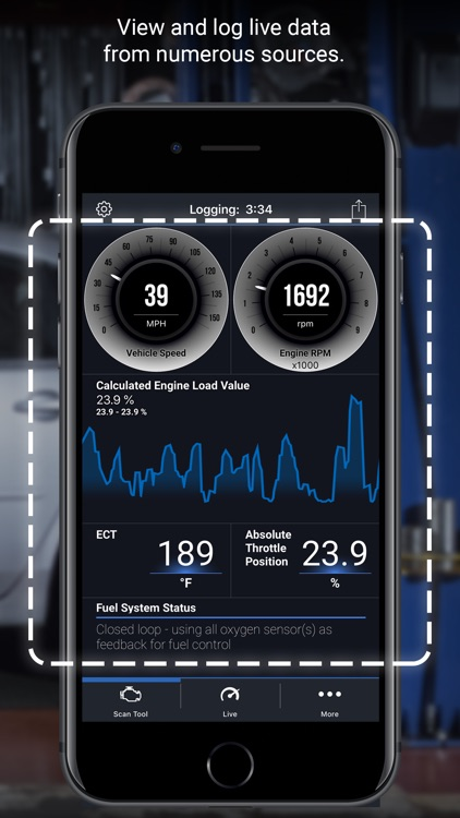 BlueDriver OBD2 Scan Tool screenshot-3