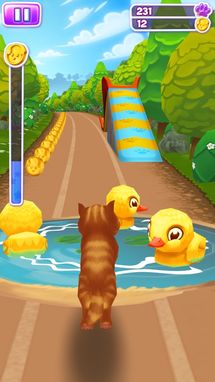 Pet Run - Puppy Dog Run Game screenshot-4