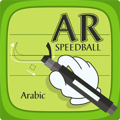 AR Speedball Arabic RH