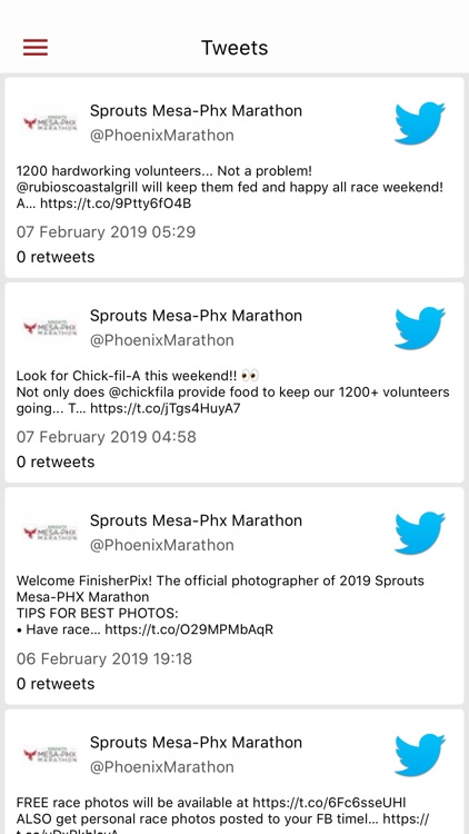 The Mesa-Phx Marathon screenshot-3