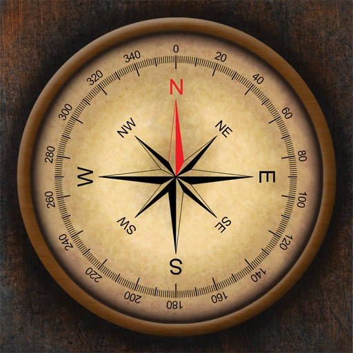 компас для iPhone, iPad