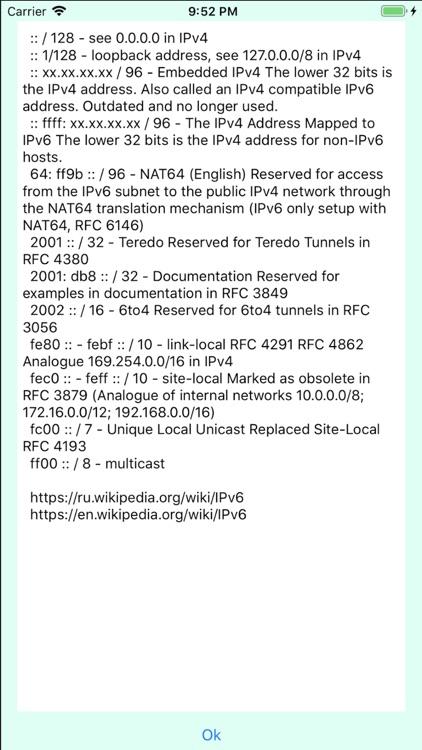 IP Calculator screenshot-7