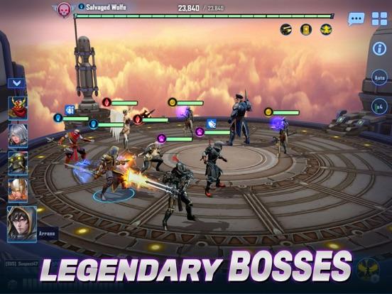 Crystalborne: Heroes of Fate screenshot 10