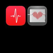 心电图仪健康套件