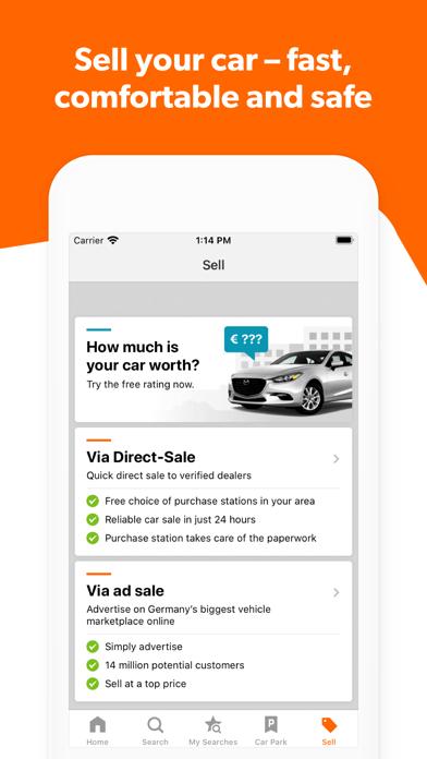 تحميل mobile.de - car market للكمبيوتر