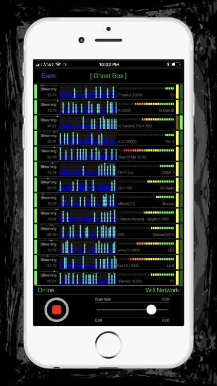 Ghost Science M3 screenshot-0