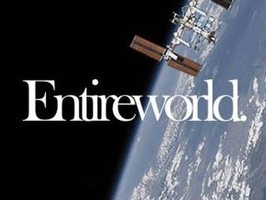 Entireworld Stickers