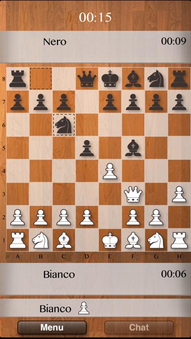 Screenshot of Scacchi multigiocatori5