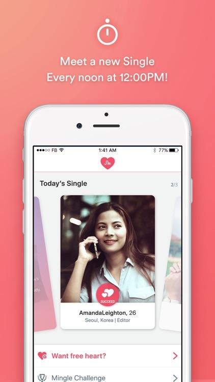 Single to Mingle - Dating App screenshot-0