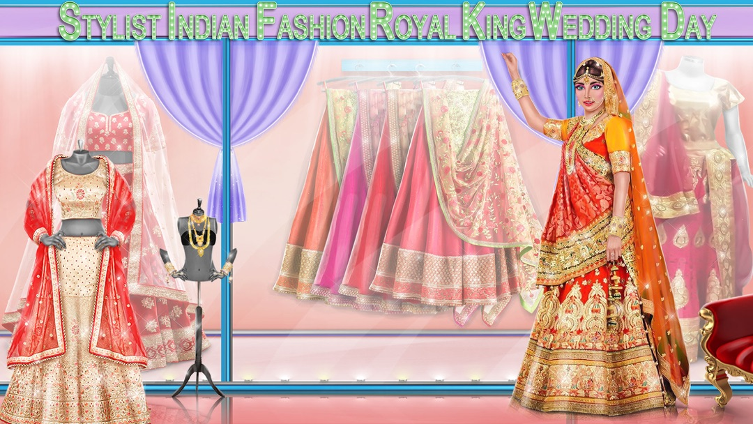 Stylist Indian Fashion Game Online Game Hack And Cheat Gehack Com