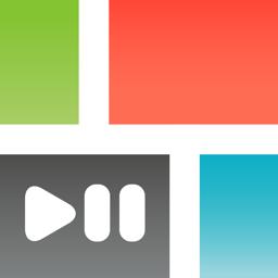 Ícone do app PicPlayPost - Video Editor