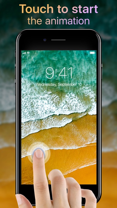 Live Wallpapers Now Screenshot