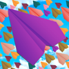 Flying Fold Stickers
