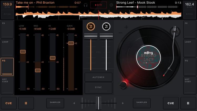 edjing Mix - DJ Mixer App screenshot-3