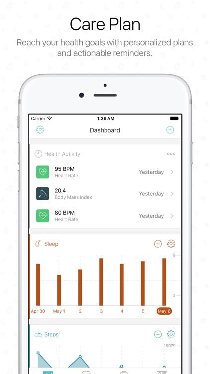 The Diary Health App screenshot-4