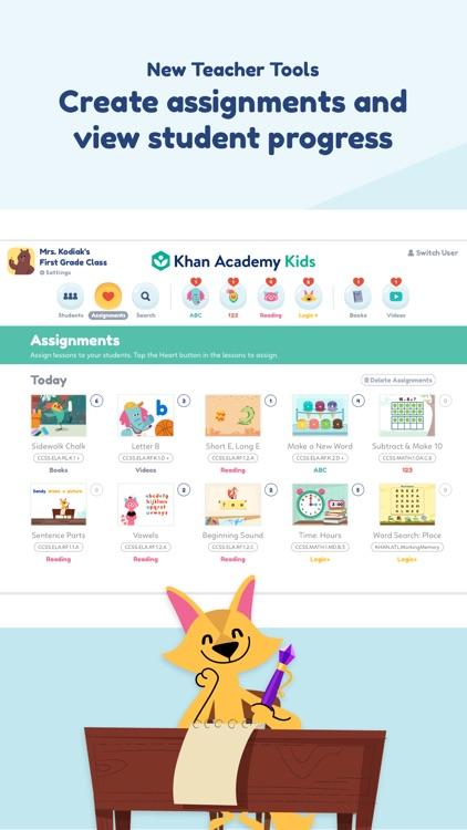 Khan Academy Kids screenshot-8