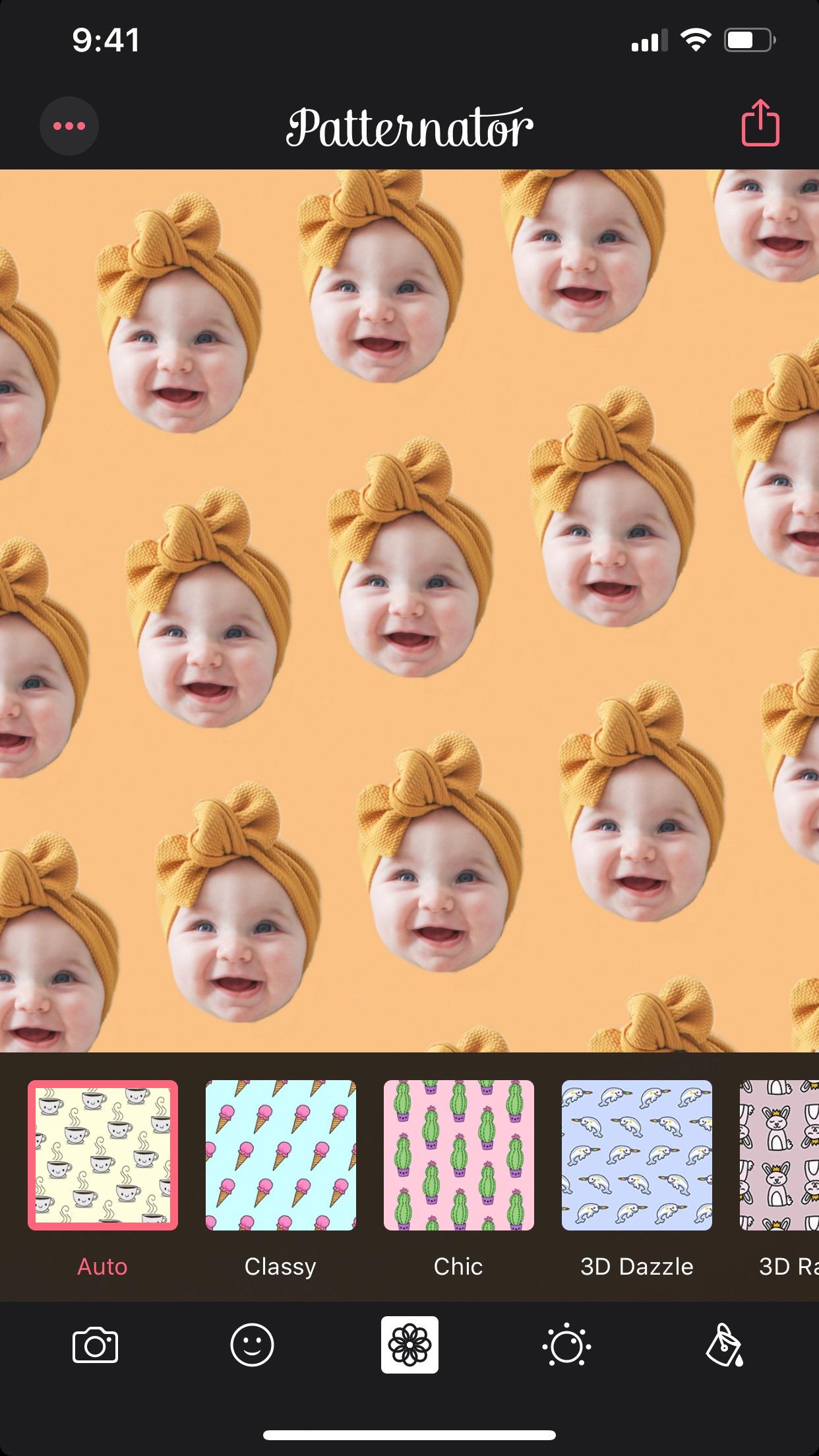 Patternator Video Wallpapers Screenshot