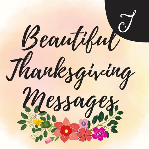 Beautiful Thanksgiving Message