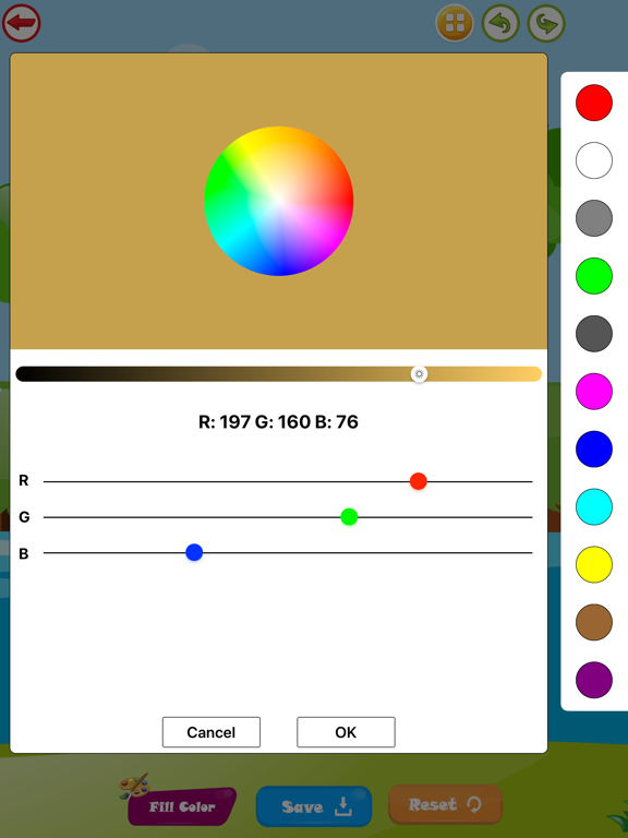 Filling The Color   App Price Drops