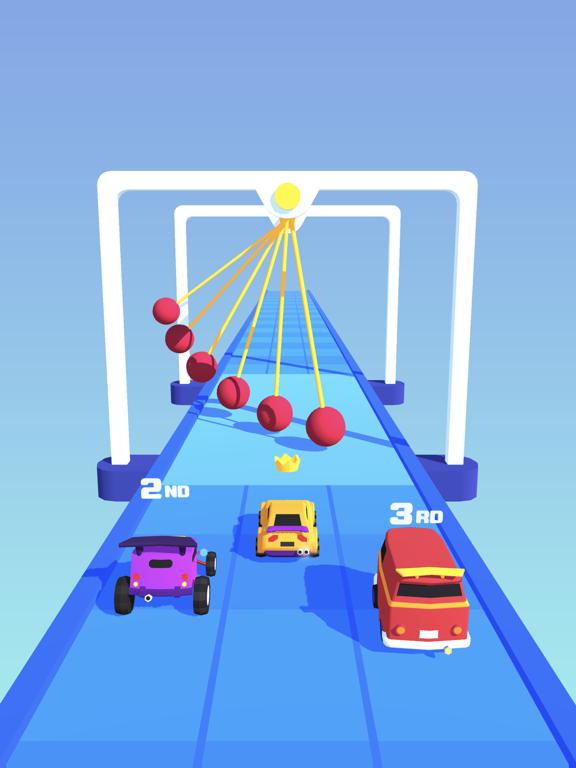 Crazy Race - Smash Cars! screenshot 7