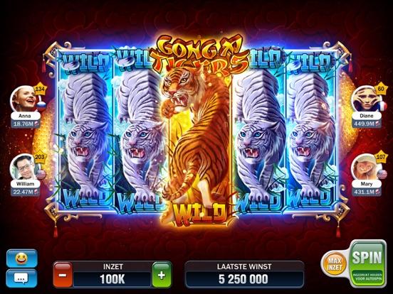 Huuuge Casino Slots Vegas 777 iPad app afbeelding 4