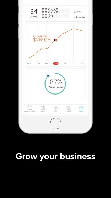 Booksy Biz: online booking app screenshot-4