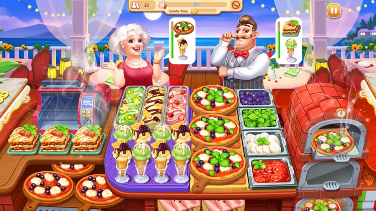 My Restaurant: Cooking Game screenshot-3