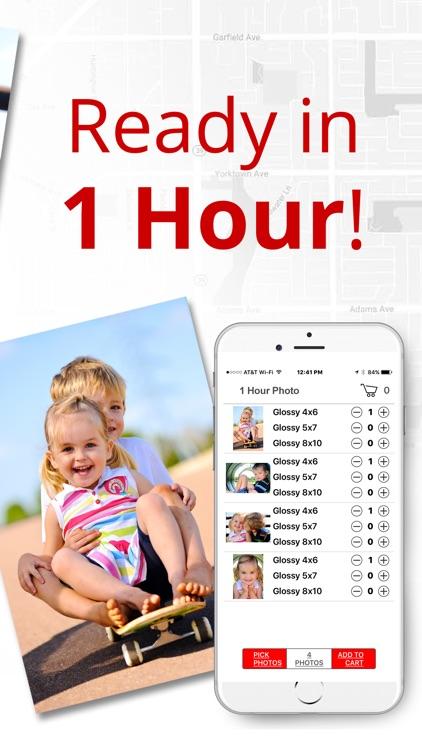 1 Hour Photo: Print to CVS screenshot-3