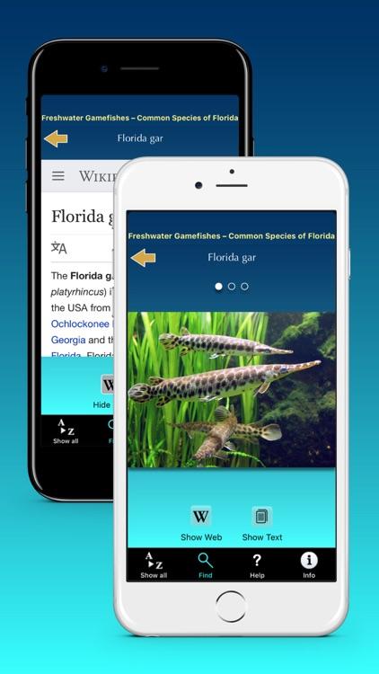 Florida Freshwater Game Fish screenshot-3