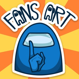 Fans Art for Among Us